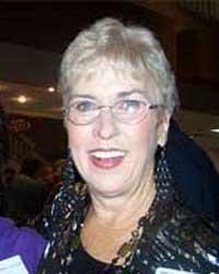 Fran Hendrick, Community Coordinator CWJC Waco