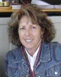 Renee Van Treuren, Volunteer Webmaster