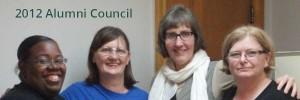 2012 CWJC Alumni Council