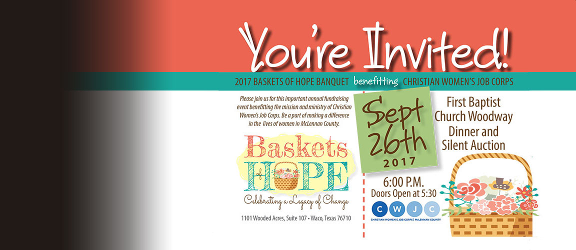 2017 Baskets of Hope Dinner and Silent Auction